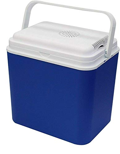 Rammento 24 Litre Electrical Cool Box 12V Insulated Freezer Camping Travel...