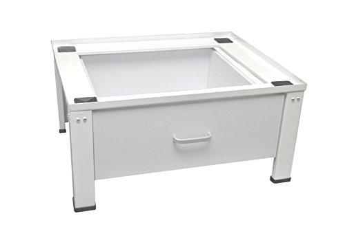 Waschmaschinen/Trockner Untergestell mit Schublade unterbau Podest