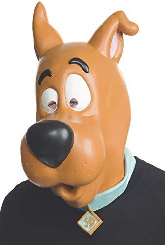 Rubie's Men's Scooby-Doo Overhead Latex Mask, Multi, One Size