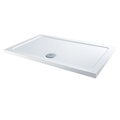 Home Standard 1400mm x 700mm Low Profile Rectangular Shower Tray