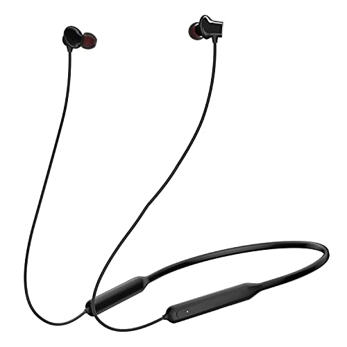 Wireless Bluetooth Headphones Earphone For Philips W8500 Neckband Earphone Bluetooth 5.0 Wireless Headphones with Hi-Fi Stereo Sound, 12Hrs Playtime, Lightweight Ergonomic Neckband, Sweat-Resistant Magnetic Earbuds Bluetooth Neckband with Vibration Alert for Calls, in-Ear Wireless Earphones with 12 Hour Battery Life, Fast Charging & in-Built Mic, IPX5 Sweatproof Headphones (Color As per Available)