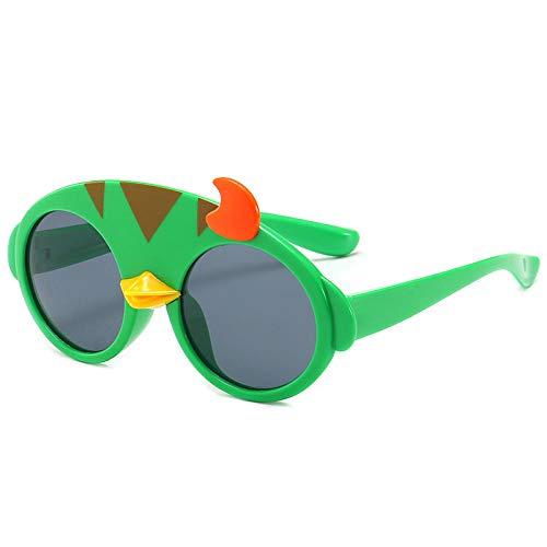 Outdoor Sonnenschutz Sonnenbrille Cartoon Pinguin Kinder Polarisator Koreanische Silikon Sonnenbrille Outdoor Kinder Sonnenschutz Spiegel-4