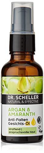 Dr. Scheller Arganolja och amarant anti-rynkor ansiktsolja, 30 ml