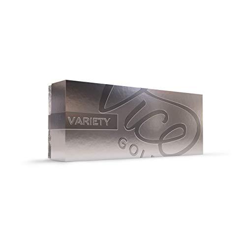 Vice Golf Variety Pack 2020 | 10 Golf Bälle | Jedes Modell | Enthält PRO Plus, PRO, PRO Soft, Tour, Drive | Eignet Sich hervorragend als Geschenk oder zum risikofreien Testen