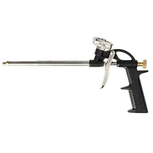 Pistola De Espuma De Poliuretano Profesional Marca WOLFPACK LINEA PROFESIONAL
