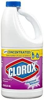 Clorox Liquid Bleach, Fresh Meadow, 64 oz