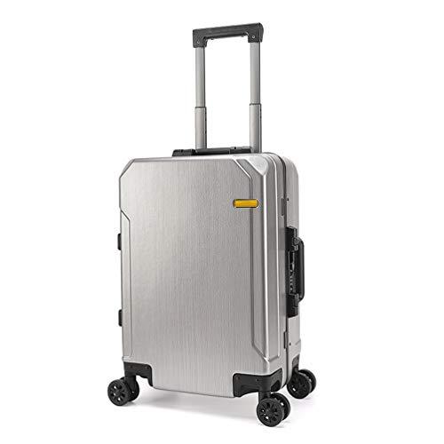LXHK Valise à Main Mini Polycarbonate Rigide Trolley...