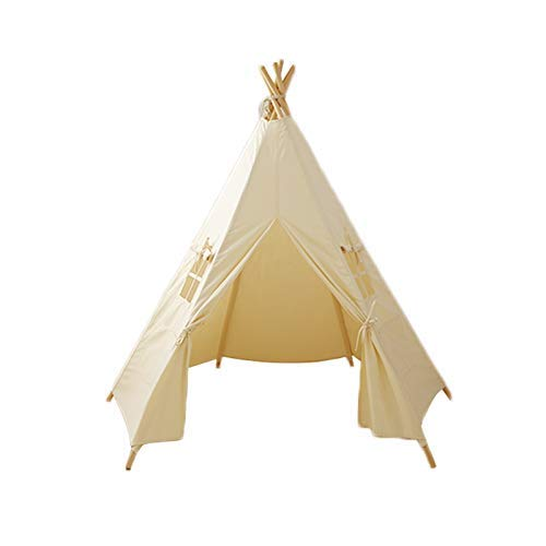 Review Of qazxsw Painting Tent Indian Six Sides Tent Indoor Princess Room Decoration Tent Folding Cl...