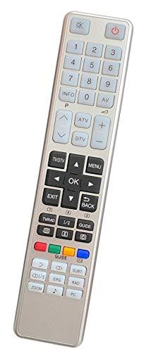 Ersatz Fernbedienung passend für JVC TV RM-C1100 | RM-C1500 | RM-C1508 | RM-C1508B | RM-C1514A
