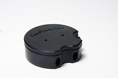 Schnupftabak Schnupfmaschine Dosierer Snuffmaster Lite SCHWARZ