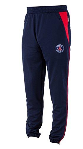 Paris Saint Germain Trainingshose PSG – Offizielle Kollektion, Kindergröße 110 blau