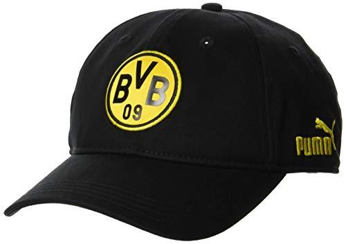 Puma Borussia Dortmund Kappe BVB ftblCulture Baseball Cap 022737 Puma Black-Cyber Yellow One size