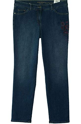 Gerry Weber Hose Jeans LANG Roxy, blau(bluedenim), Gr. 40R