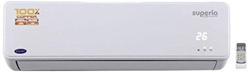 Carrier 18K Superia Plus K+ Inverter Split AC (1.5 Ton, White, Copper)