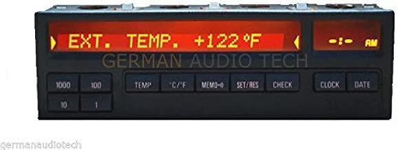 Rebuilt 11-BUTTON ON BOARD COMPUTER for BMW E36 OBC CHECK CONTROL 1992-1999 318 325 328 M3 62138357666