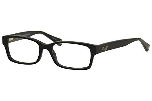 COACH Eyeglasses HC 6040 5002 Black 52MM