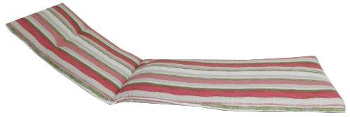 beo BE225 Amy LI Coussin pour Chaise Longue à roulettes Épaisseur env. 64 x 195 cm