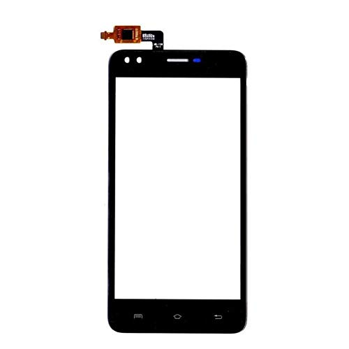 Just Mobile Touch Screen Digitizer for Lava Iris X19 Black