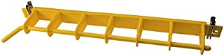 Mytee Products Yellow Rack 6 Bay 24