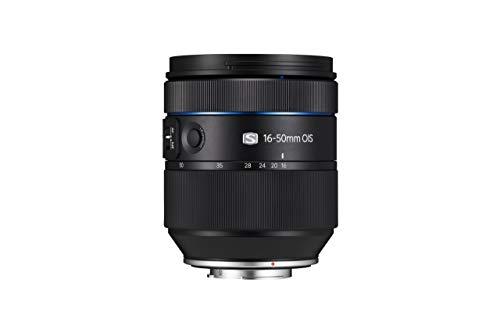 Samsung EX-S1650ASB Premium NX Bajonett Standard-Zoomobjektiv (Generalüberholt)