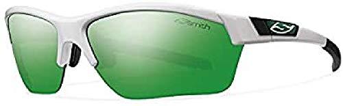 SMITH Approach MAX - Gafas de Ciclismo, Color Blanco