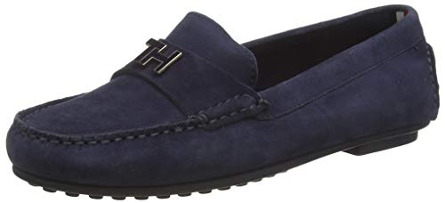Tommy Hilfiger TH HARDWARE MOCASSIN dames pumps met open neus