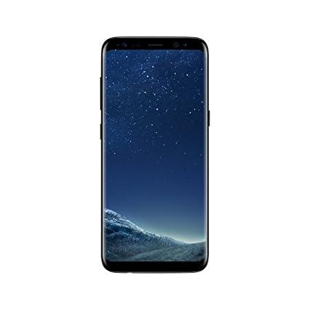 SAMSUNG Galaxy S8 G950U 64GB - Verizon + GSM Unlocked Android Smartphone, Midnight Black (Renewed)