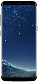 Samsung Galaxy S8 SM-G950UZVAATT - AT&T - Midnight Black (Renewed)