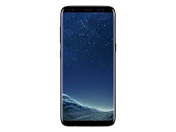 SAMSUNG Galaxy S8 G950U 64GB - Verizon + GSM Unlocked Android Smartphone Midnight Black  Renewed