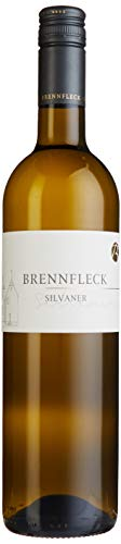 Brennfleck Weingut Silvaner QbA Trocken, 3er Pack (3 x 750 ml)