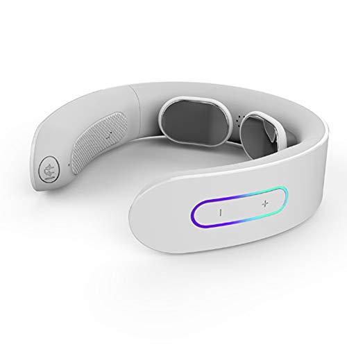 XDXDO Cervical Massage Instrument Smart-Mini Home Office Halspflege Instrument Meridian AnsatzMassager Physiotherapie Instrument
