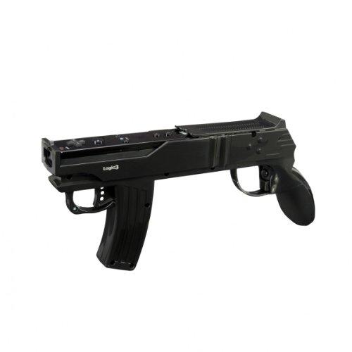 Wii - Pistole schwarz