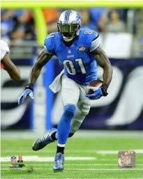 """Calvin Johnson Detroit Lions Action Photo (Size: 8"""" x 10"""")"""