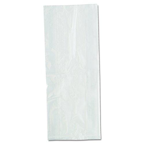 Inteplast Group PB060315H Get Reddi Food & Poly Bag, 6 x 3 x 15, 3.5qt, 1.0mil, Clear, 1000/Carton