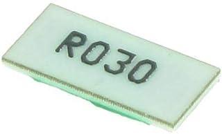 Current Sense Resistors 100 pieces SMD 1//2watt .003ohms 1/%