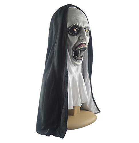 ARTOOL Maschera in Lattice di Halloween Costume Party Lattice Testa Completa Spaventoso della Mascherina di Orrore