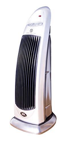 Prem-I-Air 1800W Oscillating, Electronic Ceramic Heater + Tower Fan Op