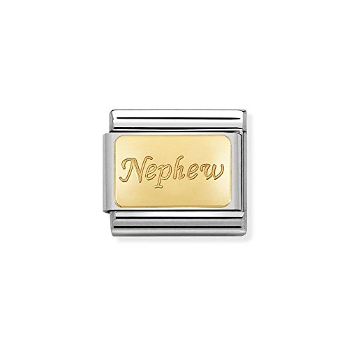 Nomination Women Stainless Steel Bead Charm - 030121/34