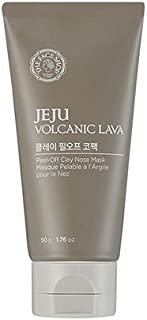 Best jeju volcanic lava peel off clay nose mask Reviews