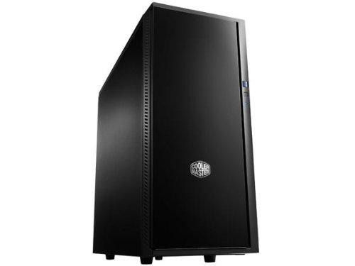 Cooler Master SIL-452-KKN1 - Silencio 452 - USB 3.0 ATX Gehäuse - SD-Kartenleser