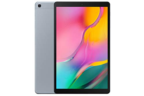 Samsung Galaxy Tab A T510N 25, 54 cm (10, 1 Zoll) Tablet-PC (1, 8 GHz Octa-Core, 3 GB RAM, 64 GB eMMC, Android 9.0) Silber