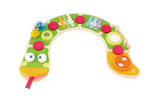 Trudi Serpente Musicale multiattività Strumenti, Multicolore, 83042