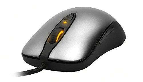 Mouse gamer Sensei Laser SteelSeries – Cinza