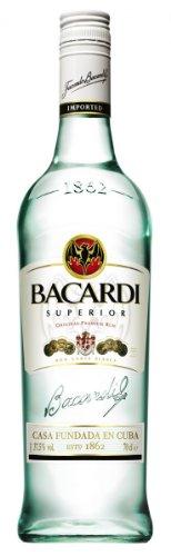 Bacardi Rum Superior 37,5% Vol. 0,7L