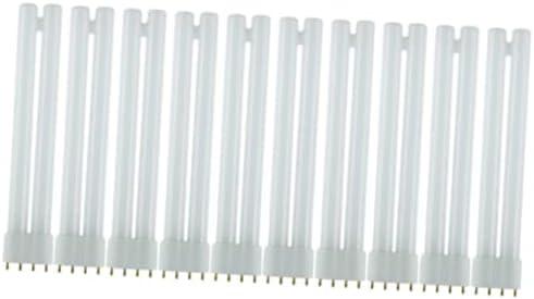 10 Pcs Replacement Lamp Bulbs FT 4-Pin 2G11 Deluxe - 18 Tube Very popular! Twin Watt