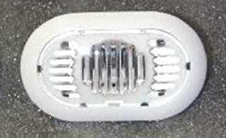 Replacement Boat Parts White Oblong Courtesy Light