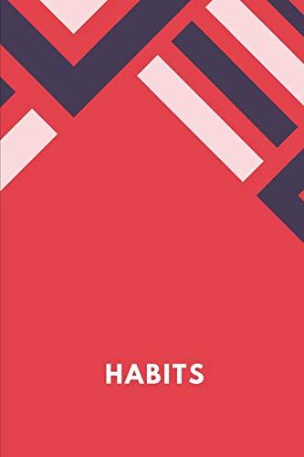 Habits: Blank habit tracker