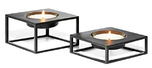 Philippi - SOLERO Teelichthalter - Größe M - schlichtes elegantes Design - SOLERO ist die neue, moderne Serie für ihr zu Hause