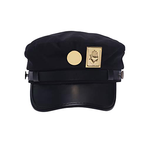GEANBAYE Cosplay Real Type Hat with Metal label