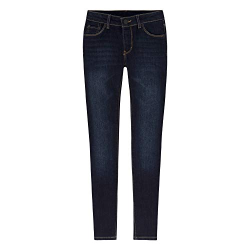 Levi's Girls' Big 710 Super Skinny Fit Performance Jeans,...